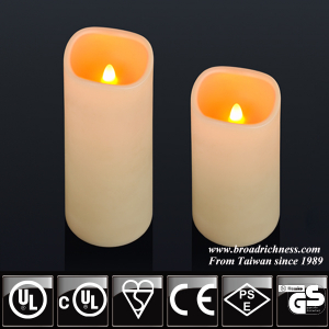 Battery operated Flameless LED Candle Lights