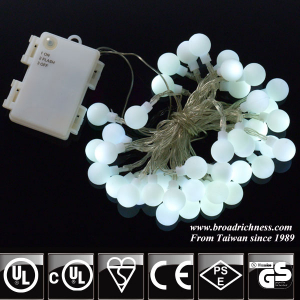 Battery operated Flash LED String Lights