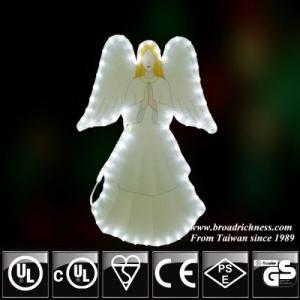 2D Angel LED Motif Rope Light