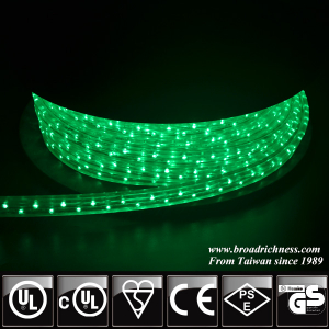 Flat 3-Wire, 4-Wire LED Rope Light