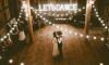 Mercury Glass Lights Make Your Wedding Gorgeous