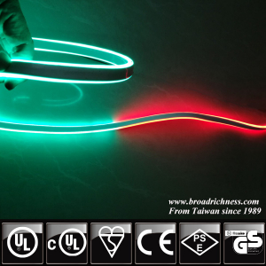 Double sided SMD2835 LED Neon Rope Light