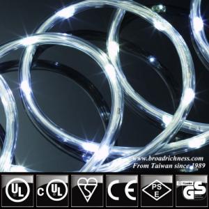 360-degree emitting LED Rope Light